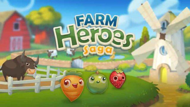 楽しいゲームアプリ、ファームヒーローの魅力